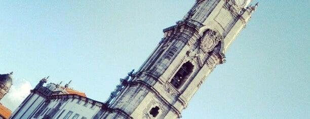 Torre dos Clérigos is one of Porto.