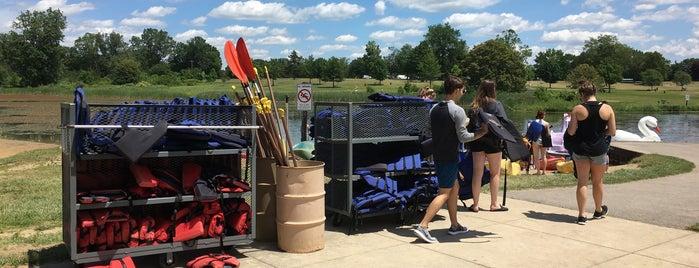 Stony Creek Kayak/Canoe Rental is one of Fun Go-to-Spots.