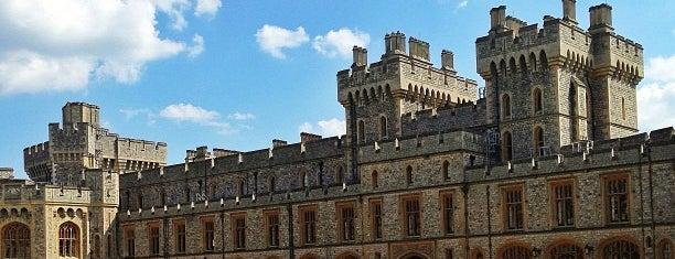 Windsor Castle is one of London Favorites.