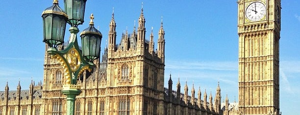 Westminster Bridge is one of London Favorites.