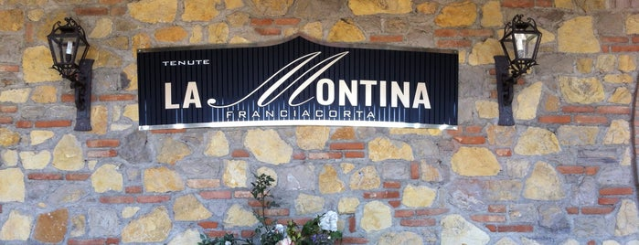 Tenute La Montina is one of Cantine BS.