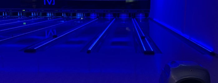 mj's bowling is one of Bahrain - The Pearl Of The Gulf.