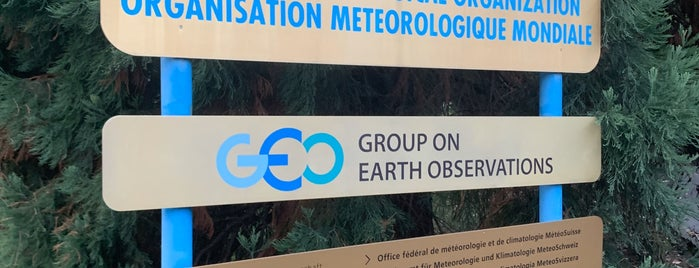World Meteorological Organization is one of Irinaさんのお気に入りスポット.