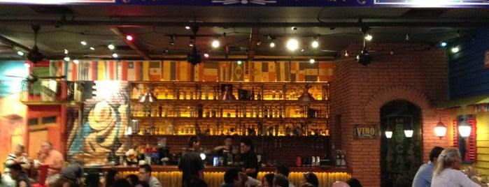 La Boca Latino Bar is one of Ольга 님이 저장한 장소.