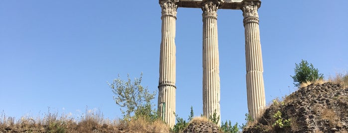 Tempio di Castore e Polluce | Temple of Castor and Pollux is one of People, Places, and Things.