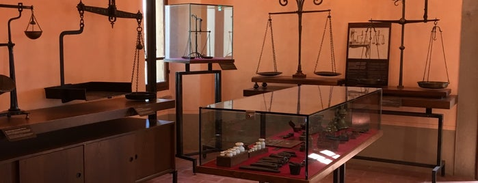 Museo delle Bilance - Monterchi is one of Unconventional Tuscany.