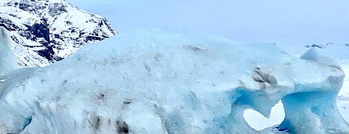 Fjallsárlón Glacier Lagoon is one of Tempat yang Disukai Migue.
