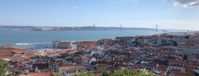 Miradouro do Castelo de São Jorge is one of Lisboa sabores de siempre.