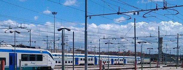 Gare de Rome Termini (XRJ) is one of Roma.