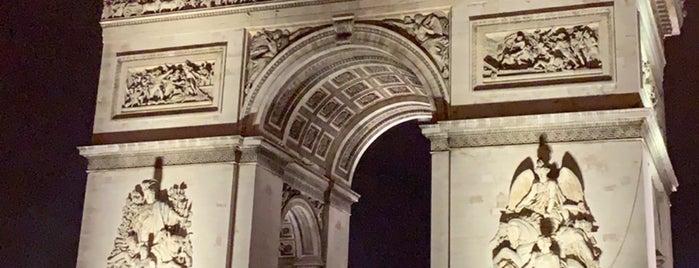 Victoria 1836 is one of Paris.