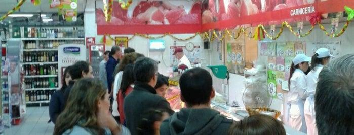 Supermercado El Dorado Piriapolis is one of Vacaciones En Piriápolis.