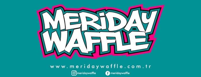 Meriday Waffle | Small is one of Lugares favoritos de Mahide.