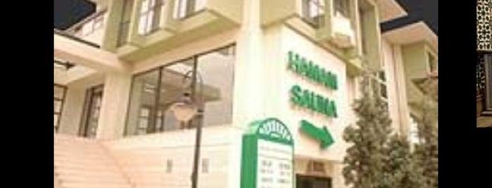 KÖPRÜBAŞI HAMAM SAUNA is one of Locais curtidos por Hakan.