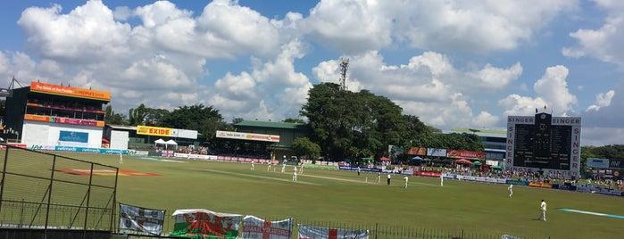 Sinhalese Sports Club is one of Sri Lanka 🌴.