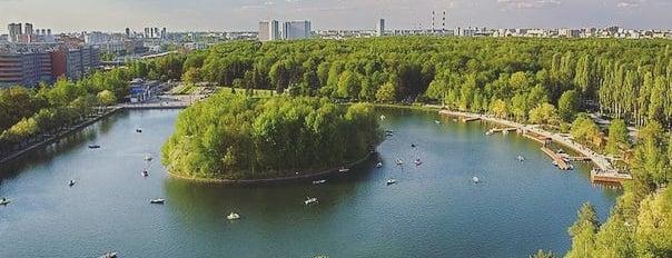 Round Pond In Izmailovo is one of Lieux qui ont plu à Karenina.