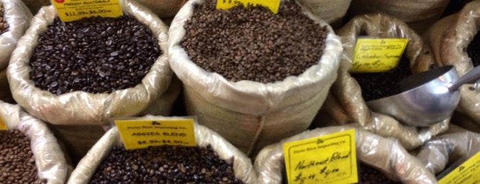 Porto Rico Importing Co. is one of NYC coffee shops to try.