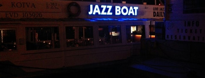 Jazz Boat is one of Jazz clubs.