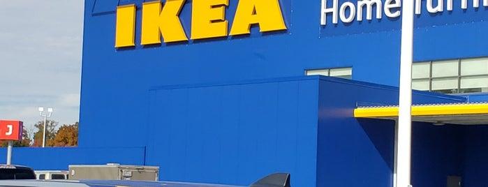 Ikea Restaurant is one of Tempat yang Disukai John.