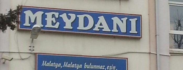 Kernek Meydanı is one of Zyn'ın Beğendiği Mekanlar.