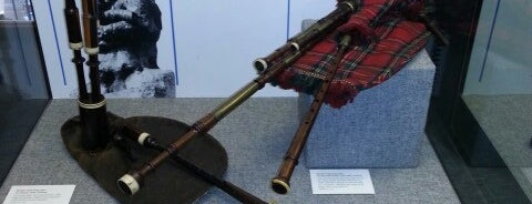 Bagpipe Museum is one of Lugares favoritos de Carl.