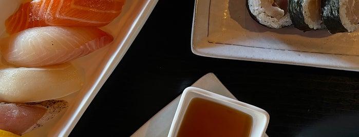 Sushi Hanashi is one of Orte, die Warrent gefallen.