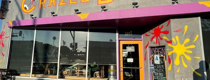 Crazee Burger is one of San Diego.