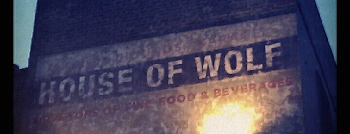 House Of Wolf is one of London.