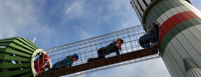 Космическая детская площадка is one of Avdeec : понравившиеся места.