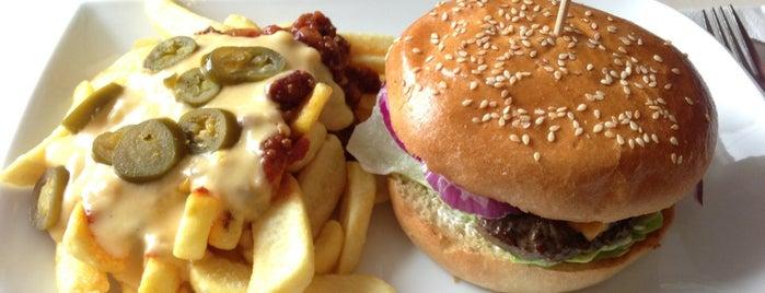 Burgerladen is one of Bürger essen :).