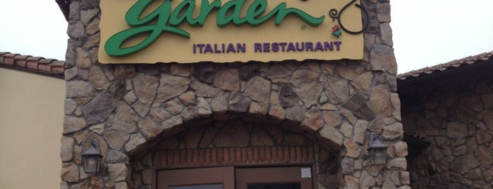 Olive Garden is one of Sarah 님이 좋아한 장소.