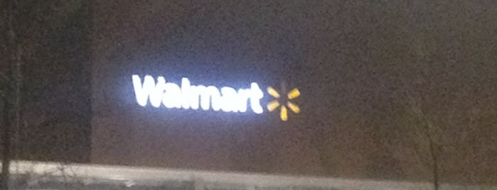 Walmart Supercenter is one of Shopping.