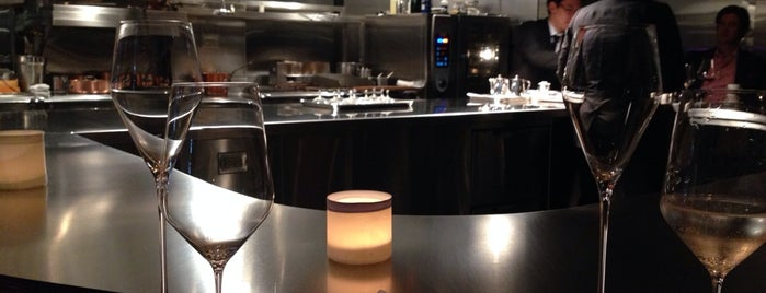 Chef's Table At Brooklyn Fare is one of The Boerum Hill List by Urban Compass.