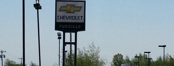 Fuccillo Chevrolet is one of สถานที่ที่ al ถูกใจ.