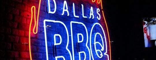 Dallas BBQ is one of Food.