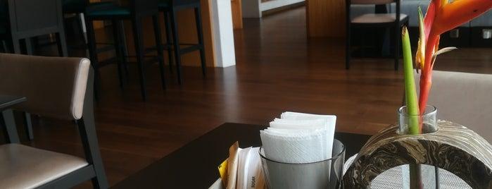 Hilton Executive Lounge is one of Galip Koray: сохраненные места.