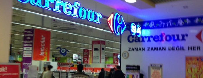 CarrefourSA Hiper is one of OKAY : понравившиеся места.