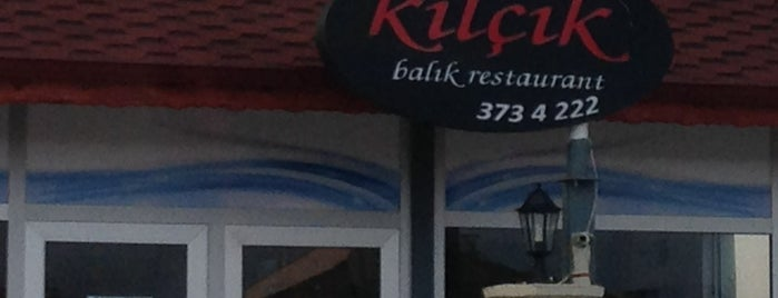 Kılçık Balık Restaurant is one of Locais curtidos por Merve.