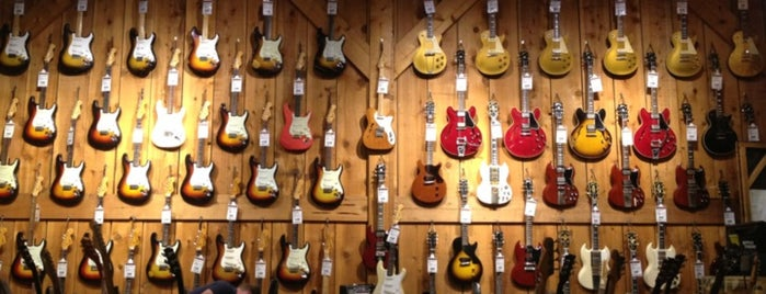 Guitar Center is one of Los Angeles!.