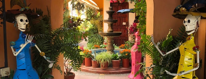 Azur Atelier is one of Best of Oaxaca.
