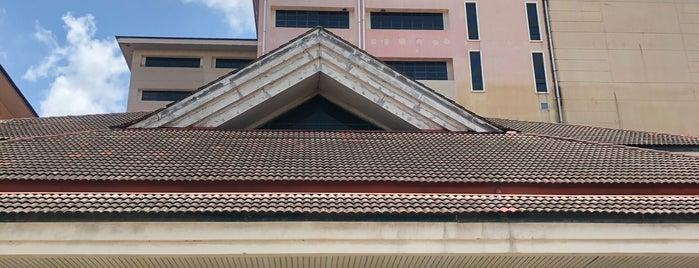 Hospital / Pusat Perubatan Universiti Kebangsaan Malaysia / UKM Medical Centre (HUKM/PPUKM/UKMMC) is one of Orte, die Rahmat gefallen.