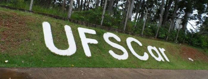 Universidade Federal de São Carlos (UFSCar) is one of Lugares Diversos.