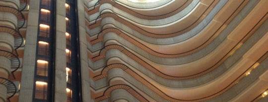 Atlanta Marriott Marquis is one of Places To Visit —  Atlanta.