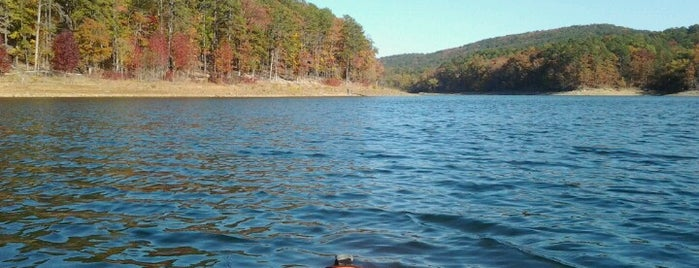 Lake Ouachita State Park is one of camping 2013.