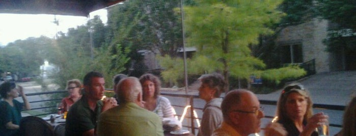 Taverna is one of Patio Weather.