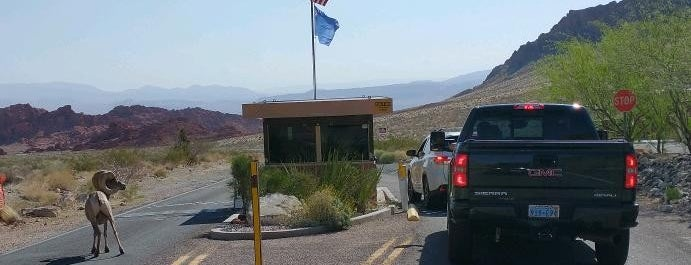 Valley Of Fire State Park Visitor Center is one of Vegas Wedding!.