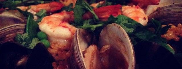 La Mancha is one of Great Restaurants.