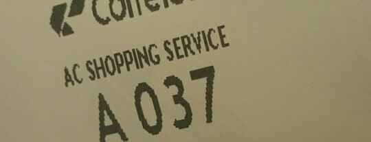 Correios - Shopping Service is one of Rodrigo'nun Beğendiği Mekanlar.