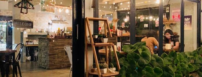 Blueclover Café is one of Lugares guardados de Mini.