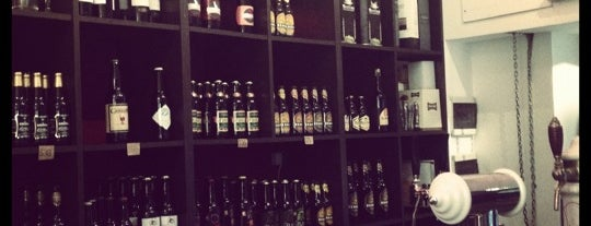 Bodega Cervecera is one of BA.