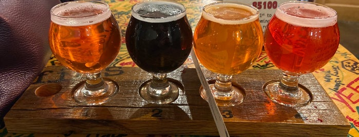Fibs Brewing is one of Chicago area breweries.